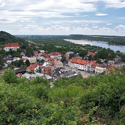 Rusz się na weekend! (3): Kazimierz Dolny