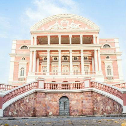 Teatro Amazonas - squared image