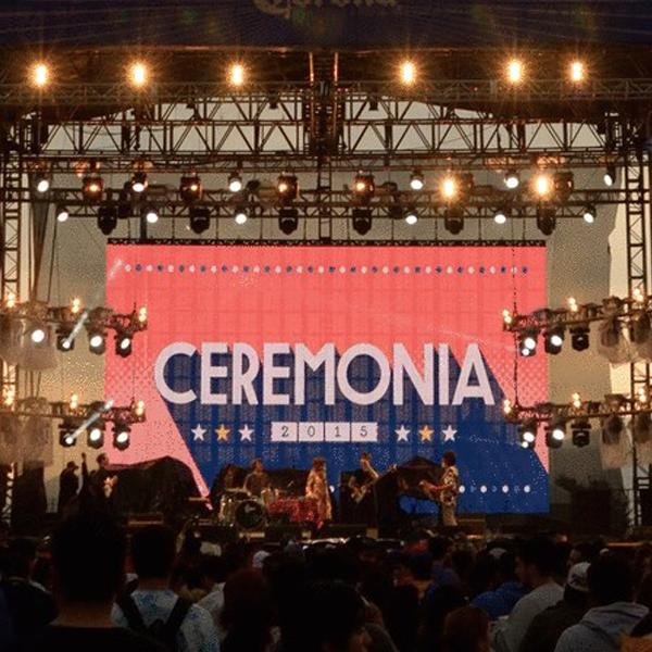 BlaBlaCar en el Festival Ceremonia 2015