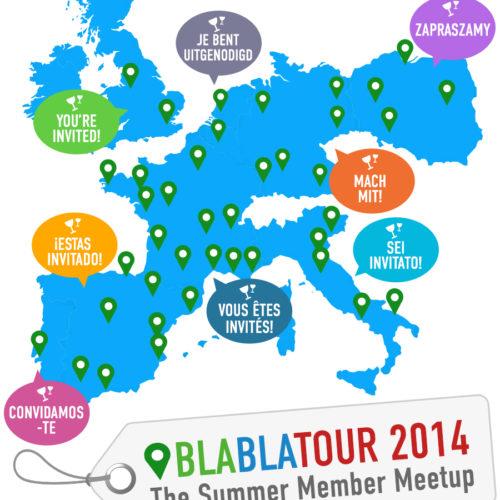 Revivez le BlaBlaTour 2014 !