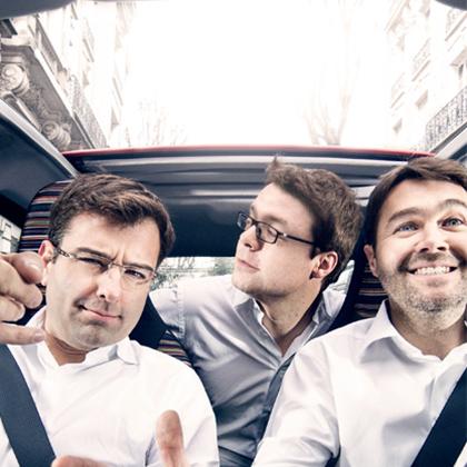BlaBlaCar osnivači