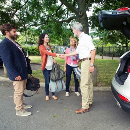 Sneak Preview: BlaBlaCar komt met suggesties voor jouw meetingpoint