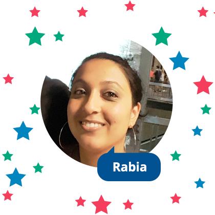 Rencontrez notre BlaBlaStar Rabia – covoitureuse sur BlaBlaCar