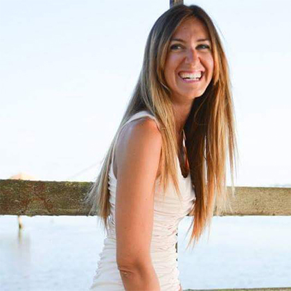 Ecco a voi Chiara, l'Ambasciatrice di settembre!