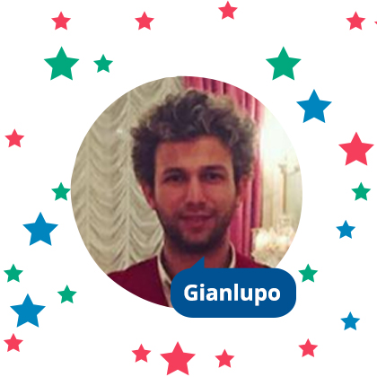 Italian BlaBlaStar of the Month: Gianlupo