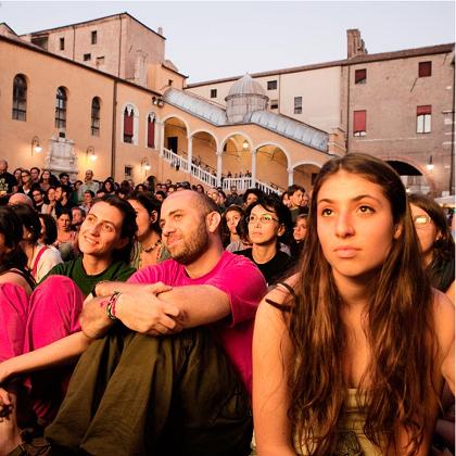 Come arrivare al Festival di Internazionale a Ferrara