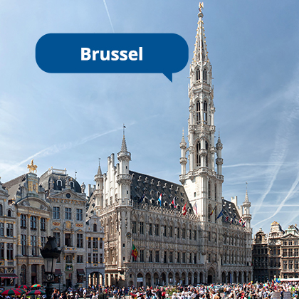 Weekendje Brussel - Insider Tips