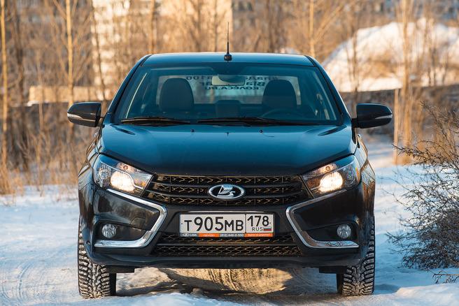 Тест-драйв Lada Vesta вместе с BlaBlaCar
