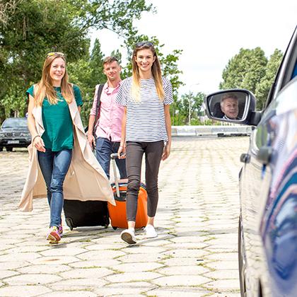 найти пассажиров на BlaBlaCar