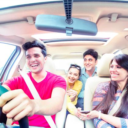 BlaBlaCar в Индии!