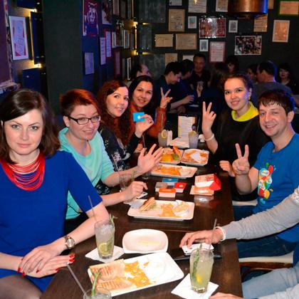 Вечеринка BlaBlaCar в Казани