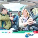 Samenrijden met BlaBlaCar via ANWB