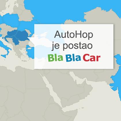 BlaBlaCar Srbija