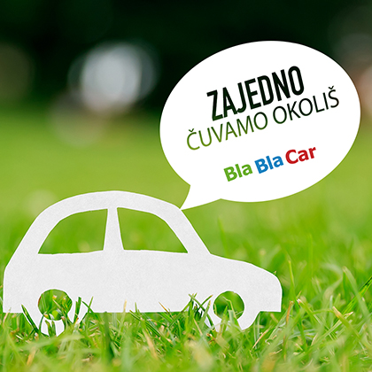 Čuvamo okolinu zajedno s vama!