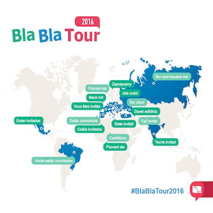 BlaBlaTour