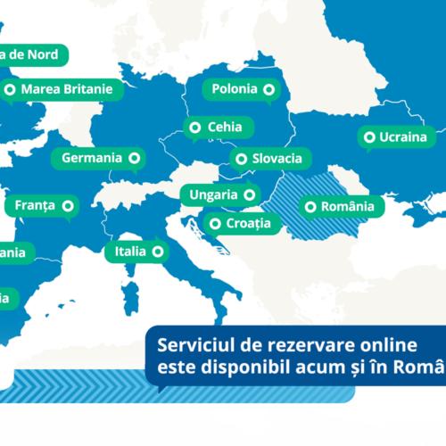 Un nou serviciu de rezervare online pe BlaBlaCar România!
