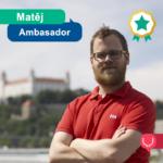 3 otázky pro Matěje, ambasadora BlaBlaCaru