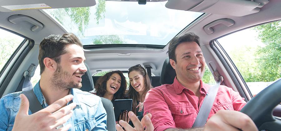 Carpoolen - de definitie
