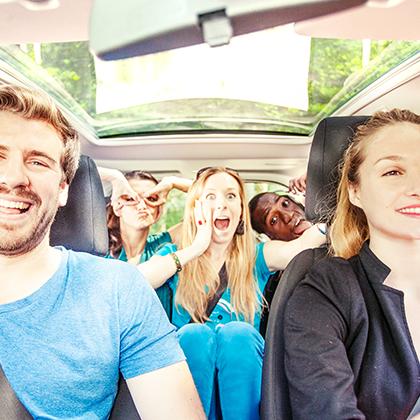 démarrer une conversation en BlaBlaCar