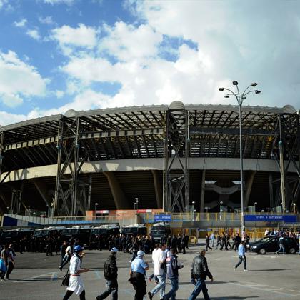 Come arrivare allo Stadio San Paolo di Napoli