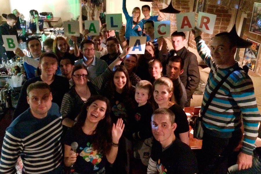 BlaBlaTime встречи пользователей BlaBlaCar
