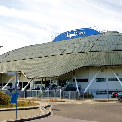 Dove è Unipol Arena
