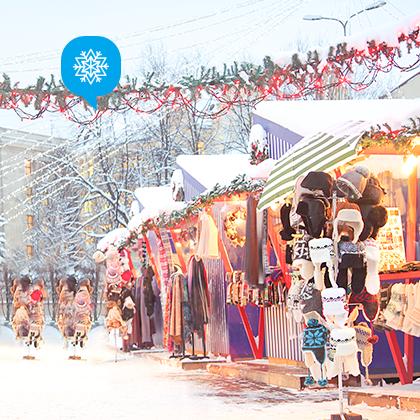Kerstmarkt bezoeken met BlaBlaCar