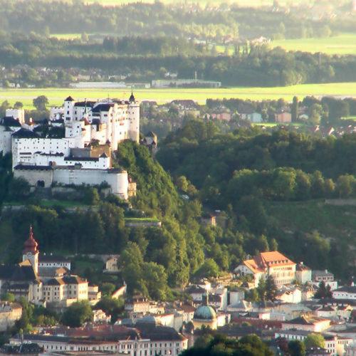 BlaBla Průvodce: Salzburg a Mozartovy kuličky