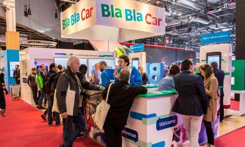 BlaBlaCar présent pour la première fois au Mondial de l'Automobile