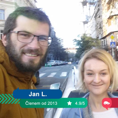 Jan: Moje zkušenosti s BlaBlaCarem