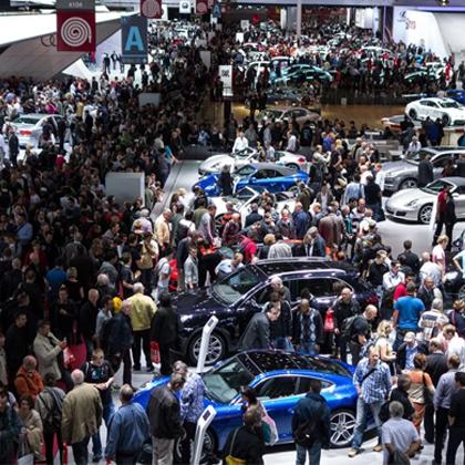 Programma Motor Show 2016