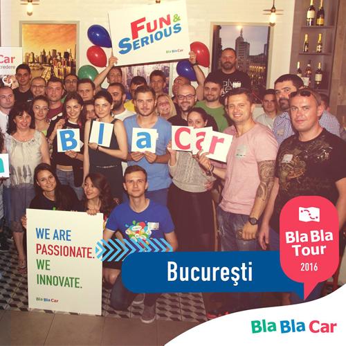 """BlaBla Tour 2016 – întâlnirea cu mult """"fun"""" și totuși foarte """"serious"""""""