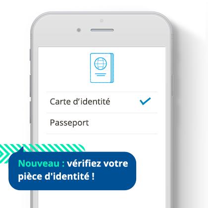 Augmentez la confiance de votre profil : faites vérifier votre identité !
