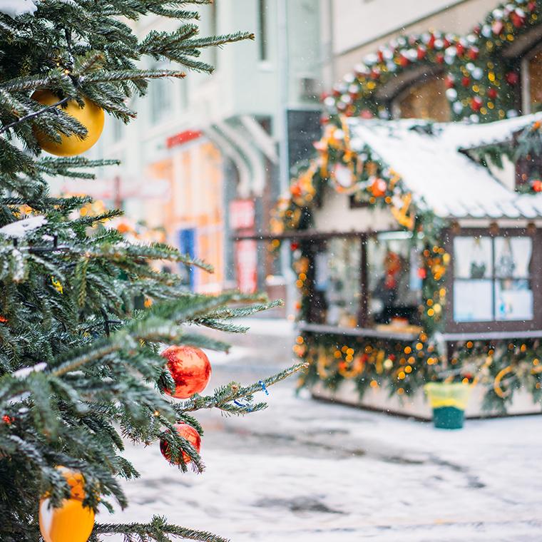 Les plus beaux marchés de Noël de France