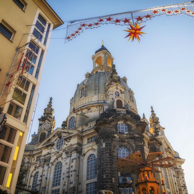 Nejstarší vánoční trh v Německu letos slaví 582 let!