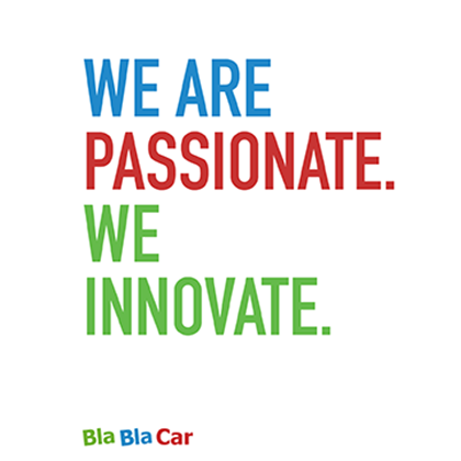Product innovatie @ BlaBlaCar