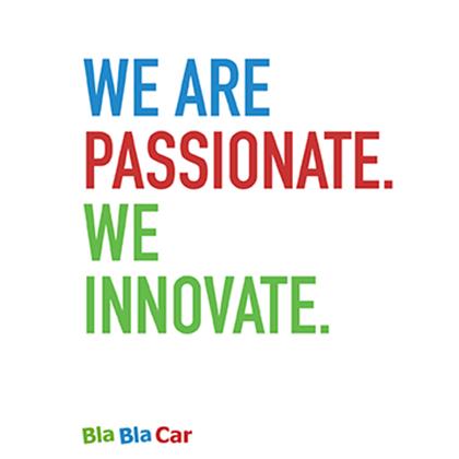 Chez BlaBlaCar, on continue d'innover pour vous !