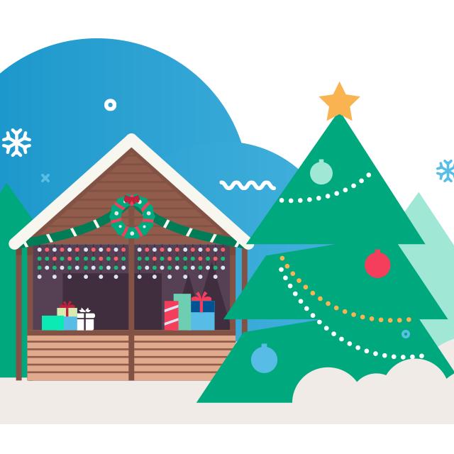 Os melhores mercados de Natal da península ibérica