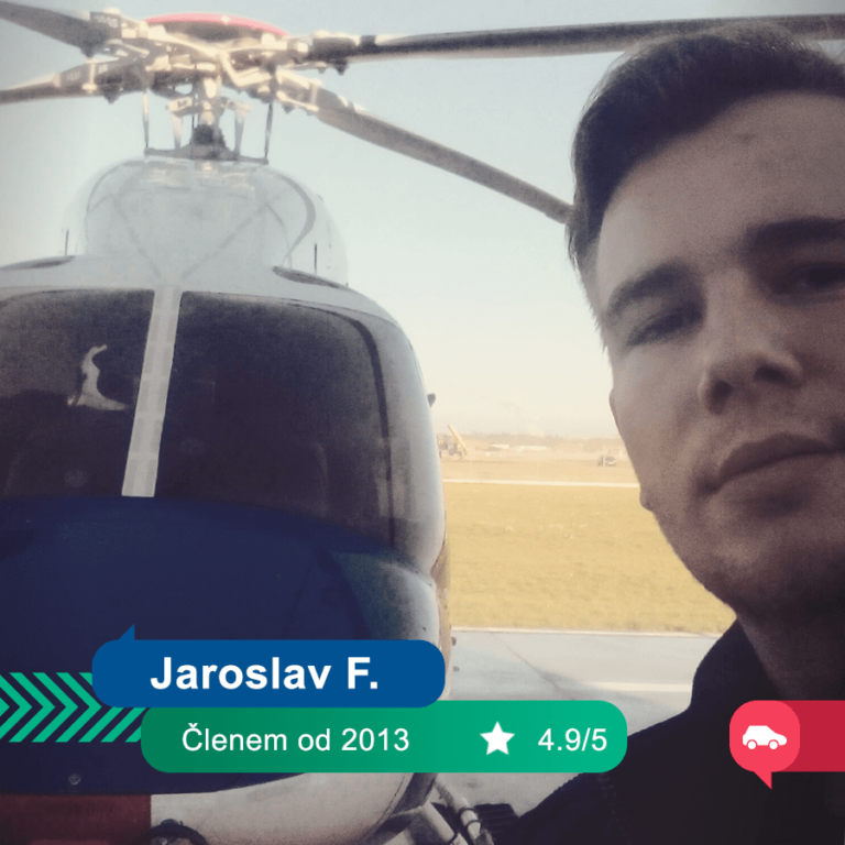 3 otázky pro Jardu, ambasadora BlaBlaCaru
