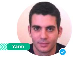 christmas challenge Yann