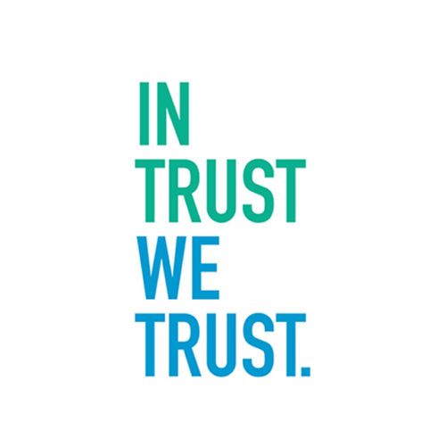 In Trust We Trust.