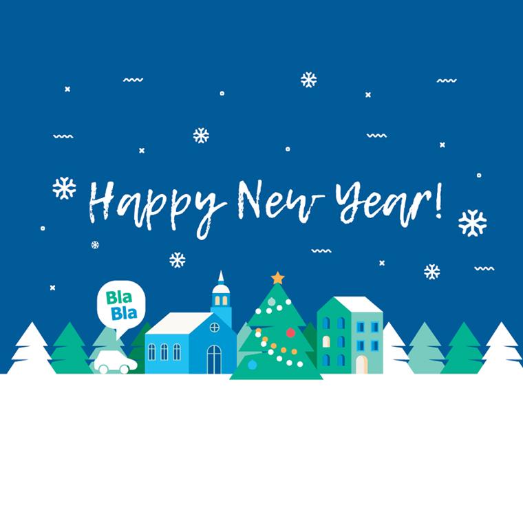 BlaBla New Year!