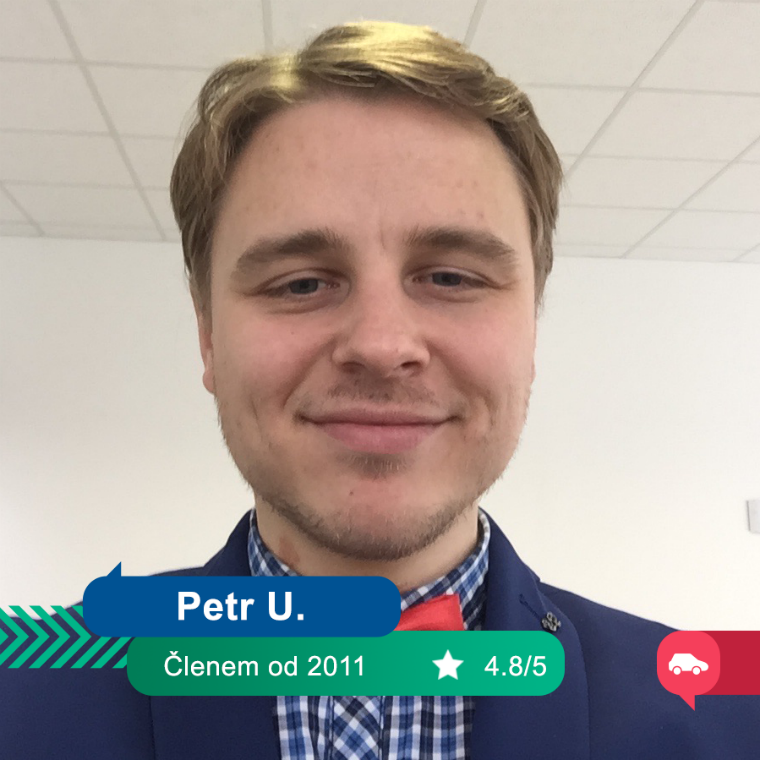 3 otázky pro Petra, ambasadora BlaBlaCaru
