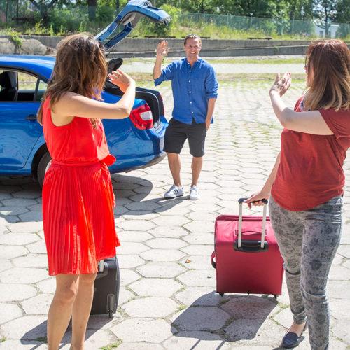 Partilhar carro é ainda mais fácil sem os códigos de reserva