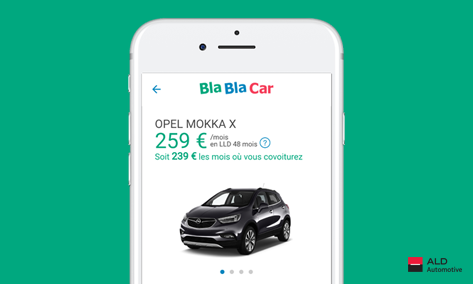 BlaBlaCar pioneers unique car deals powered by carpooling