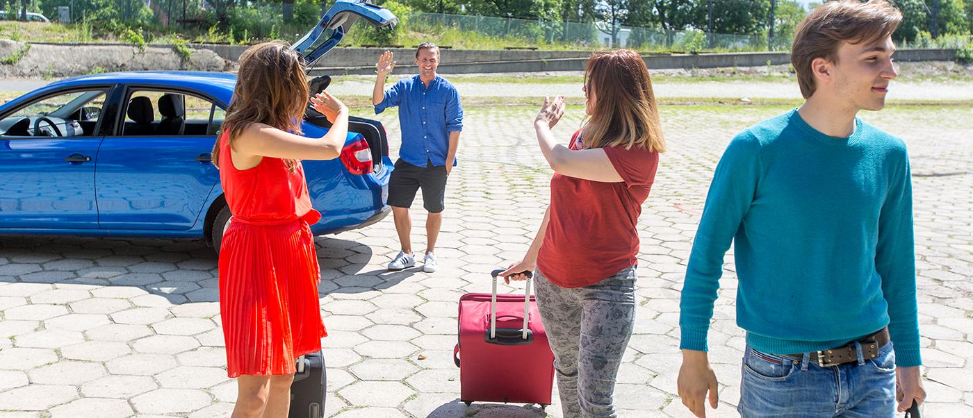 Gemakkelijker carpoolen zonder boekingscodes