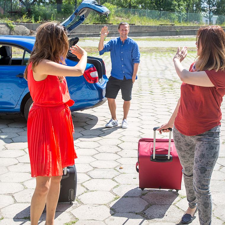 Viaggi in condivisione ancora più semplici senza codici di prenotazione