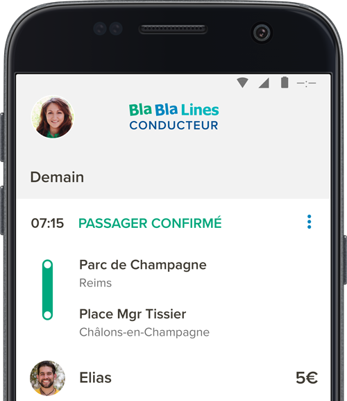 BlaBlaCar crée BlaBlaLines, application de covoiturage pour les trajets quotidiens