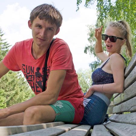 По России на BlaBlaCar в поисках счастливых людей