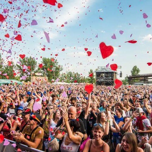 Czeskie festiwale
